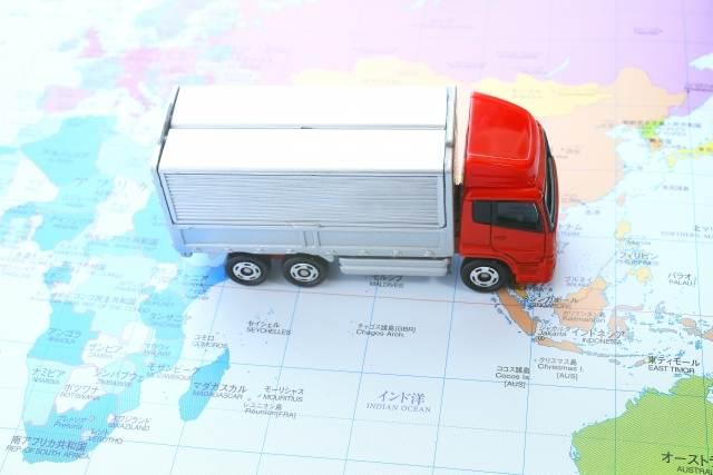 宅急便のトラック
